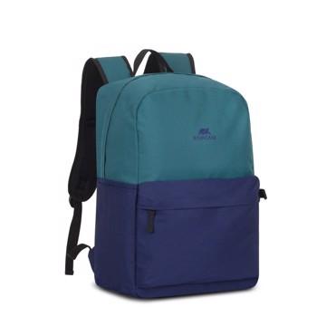 "Picture of RIVACASE 5560 aquamarine/cobalt blue 20L τσάντα μεταφοράς Laptop 15.6"""