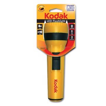 Picture of KODAK LED FLASHLIGHT YELLOW 250MW Φακός