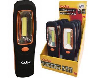 Picture of KODAK 3W MULTIUSE LIGHT – 220lm 8CDU Πολυσυσκευασία φακών