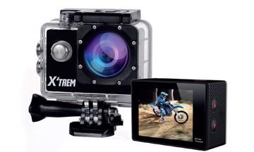 """Εικόνα της X'trem CSD122+ HD 720P and Screen 2"""" Action camera"""