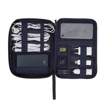 Picture of Travel organizer with zipper and inside pockets