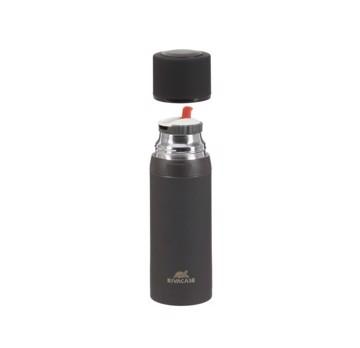 Picture of Rivacase 90311 Black Vacuum flask, 0.5L Θερμός Μαύρο