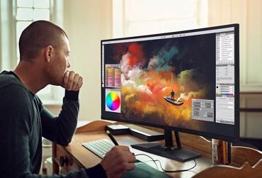 Εικόνα για την κατηγορία Pro Graphic Monitors