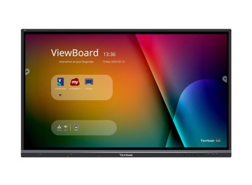 """Picture of VIEWSONIC IFP8650-3 ViewBoard 86"""" 4K Interactive Display"""